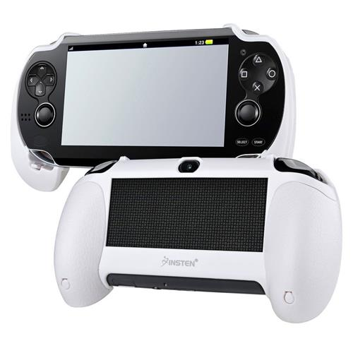 Hand Grip compatible with Sony PlayStation Vita, White