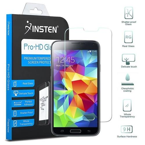 Tempered Glass Screen Protector compatible with Samsung Galaxy S5/ SV
