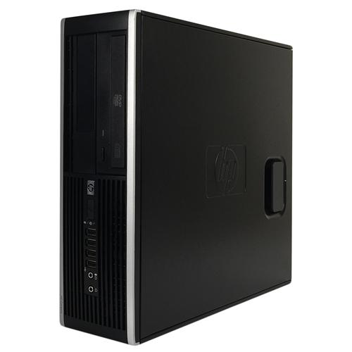 Refurbished HP Elite 8000 small form factor Desktop Intel Core 2 Quad Q6600 2.4GHz , 4G DDR3, 500GB, DVDRW , Win 10 PRO 64 Bit