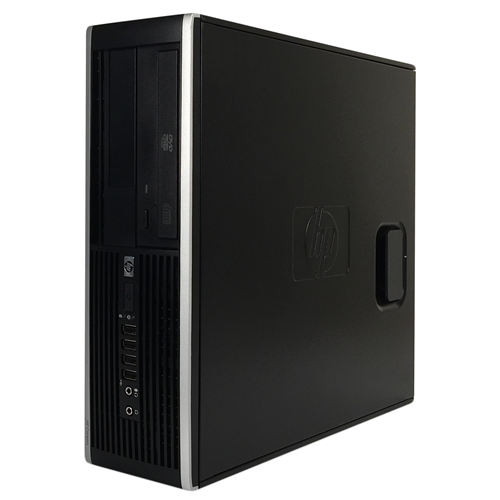 Refurbished HP 6000 PRO small form factor Desktop Intel Core 2 Duo E8400 3.0 GHz , 4G DDR3, 160GB, DVD , Windows 10 PRO 64 Bit