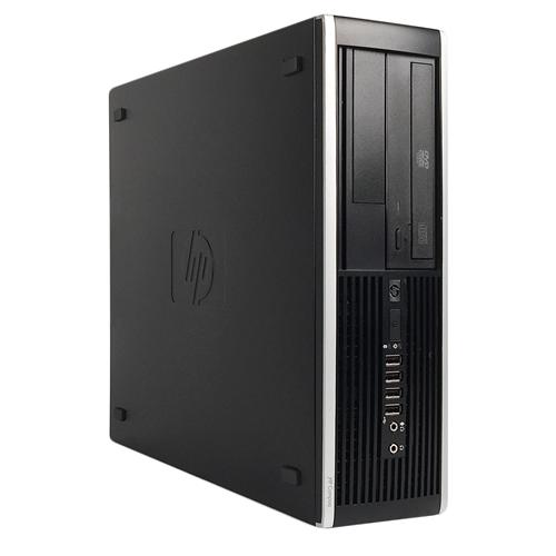 Refurbished HP 8000 small form factor Desktop Intel Core 2 Duo E8400 3.0 GHz , 8G DDR3, 320G HDD , DVD , Win 10 PRO 64 Bit
