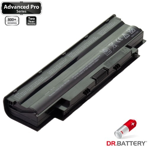 Dr. Battery - Canadian Brand Replacement Laptop Battery (Samsung SDI 5200mAh) - Dell J1KND - Free Shipping across Canada