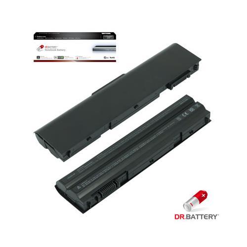 Dr. Battery Batterie de remplacement pour ordinateur portable - Dell - Garantie de 2 ans - Livraison gratuite