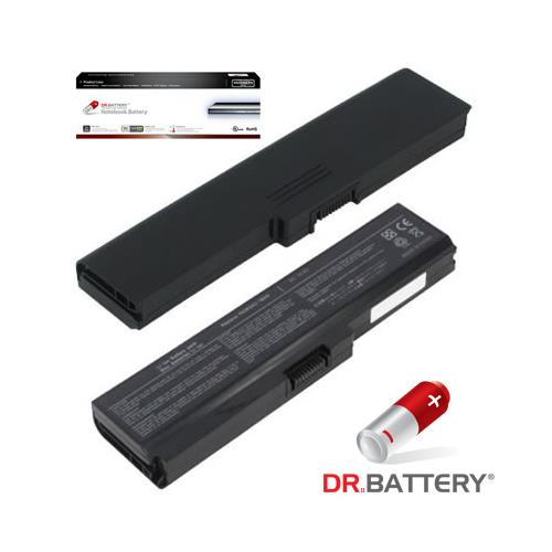 Dr. Battery Advanced Pro Series Replacement Laptop Battery - Toshiba - 2 Year Warranty - Free Shipping
