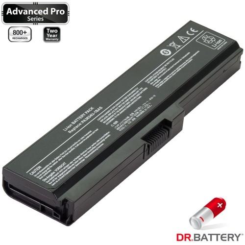 Dr. Battery - Canadian Brand Replacement Laptop Battery (Samsung SDI 5200mAh) - Toshiba PA3634U - Free Shipping across Canada