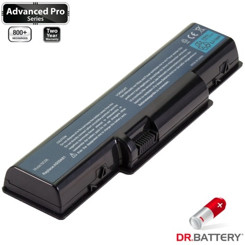 Dr. Battery - Canadian Brand Replacement Laptop Battery (Samsung SDI 5200mAh) - Acer AS09A31 - Free Shipping across Canada