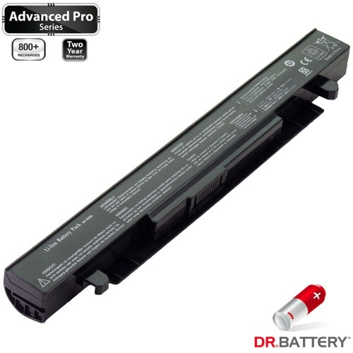 Dr. Battery - Canadian Brand Replacement Laptop Battery (Samsung SDI 2600mAh) - Asus A41-X550A - Free Shipping across Canada