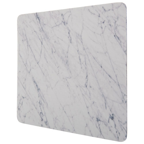 Insignia Marble Mouse Pad - Grey/White - Only at Best Buy
