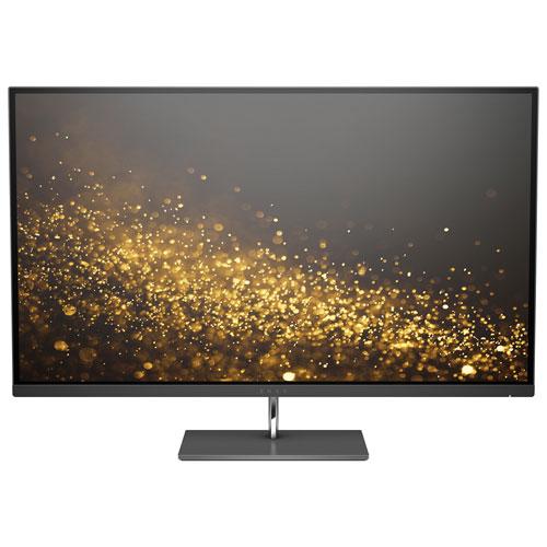 """HP Envy 27"""" 4K UHD 60Hz 5ms GTG Frameless IPS LED FreeSync Monitor - Black"""