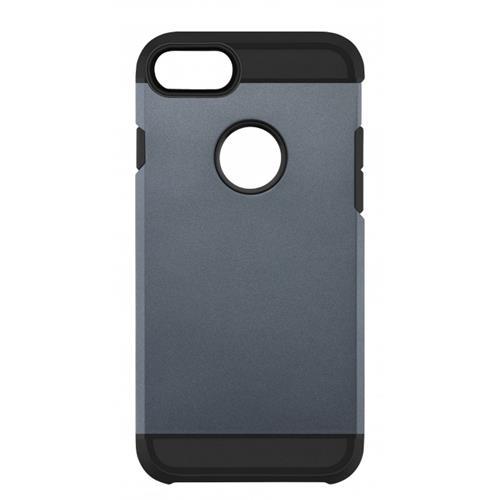 Blu Element Dual Layer iPhone 7 Metallic Blue Case
