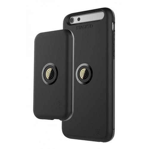 STACKED Speed Case Bundle iPhone 6/6S Black/Black Case