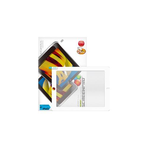Momax Anti-Glare Screen Protector - Easy Stick On for Apple iPad 2 / iPad (3RD) - White