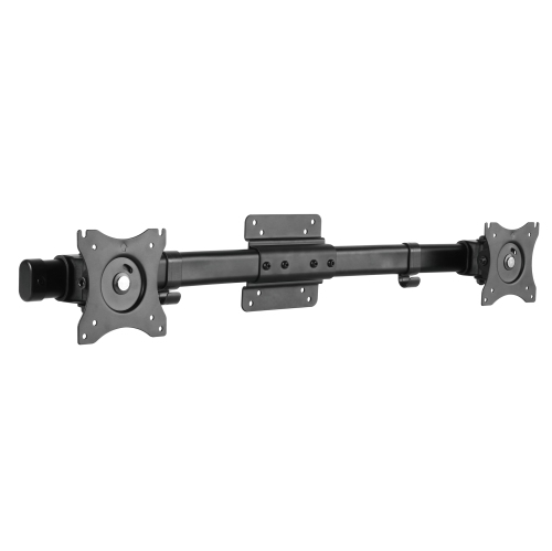 Duramex (Tm) Economy Single Monitor Arm Fully Adjustable Desk Mount / Articulating Stand for Screen up to 27""