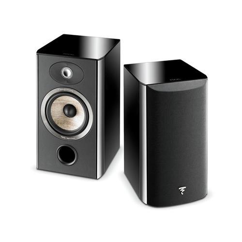 Focal Aria 906 (Black Lacquer) Bookshelf Speakers