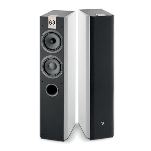 Focal Chorus 716 (White Lacquer) Floor Standing Speakers