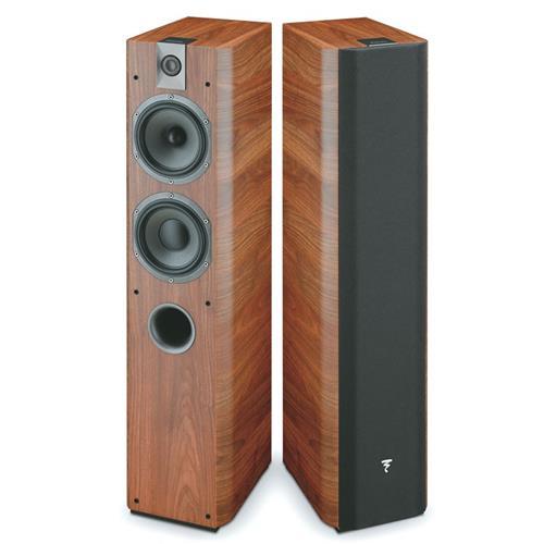 Focal Chorus 716 (Walnut) Floor Standing Speakers