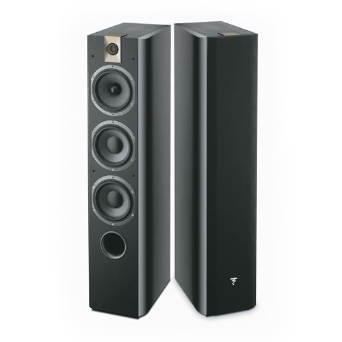Focal Chorus 726 (Black Lacquer) Floor Standing Speakers