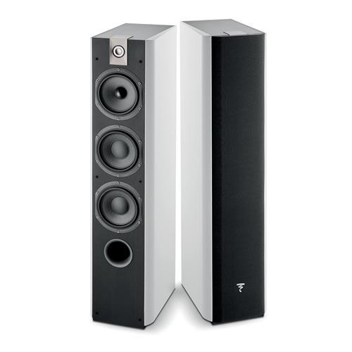 Focal Chorus 726 (White Lacquer) Floor Standing Speakers