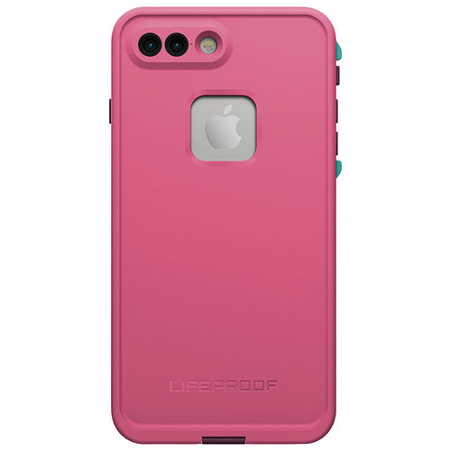 LifeProof FRĒ iPhone 7 Plus Waterproof Fitted Hard Shell Case - Twilight s  Edge Pink - Online Only 657f81922
