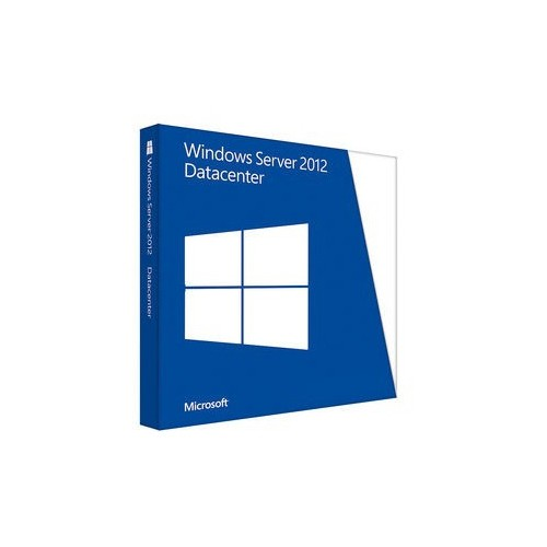 Microsoft Windows Server 2012 Datacenter 2 CPU OEM 64x