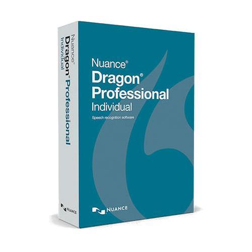 Nuance Dragon Professional Individual 15.0 - English