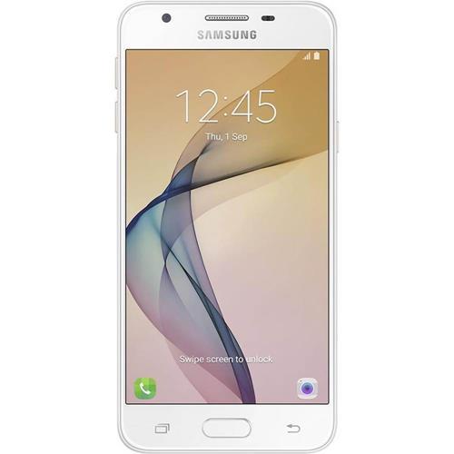 Samsung Galaxy J5 Prime - 16GB Smartphone - White Gold - Factory Unlocked (International Version w/Seller Provided Warranty)