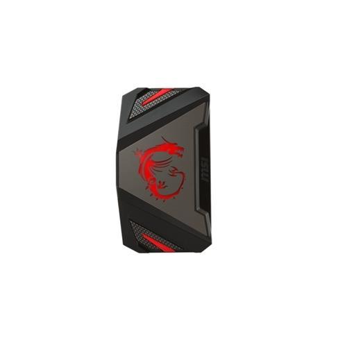MSI Only Support GeForce GTX1070 and GeForce GTX1080 Video Card (2WAY SLI HB BRIDGE M)