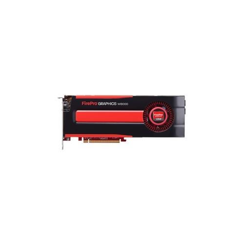 Sapphire AMD FirePro W8000 4GB DDR5 256Bit PCI Express 4xDisplayPort (100-505845)