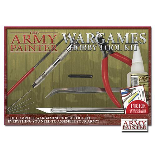 Warpaints: Wargames Hobby Tool Kit