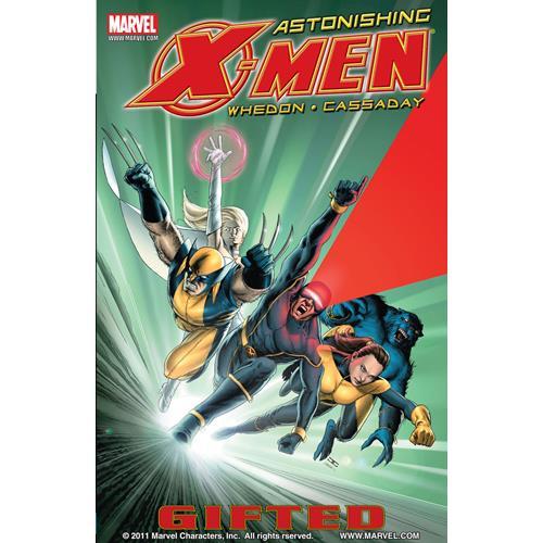 Marvel Astonishing X-Men Vol 1: Gifted (Trade Paperback)