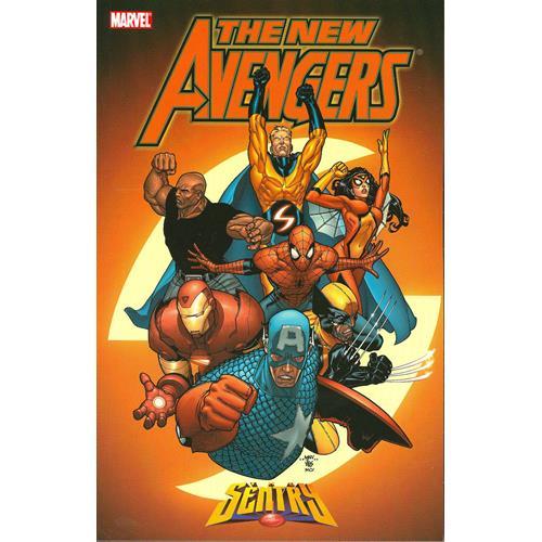 Marvel: The New Avengers Vol. 2 - The Sentry (Trade Paperback)