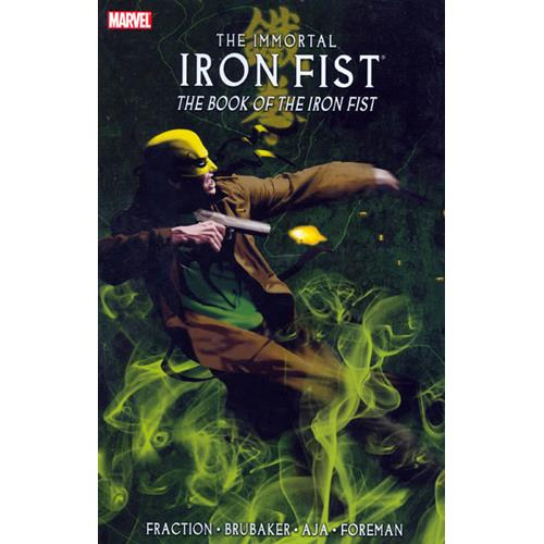 Marvel: Immortal Iron Fist - Vol. 3 The Book of the Iron Fist (Trade Paperback)