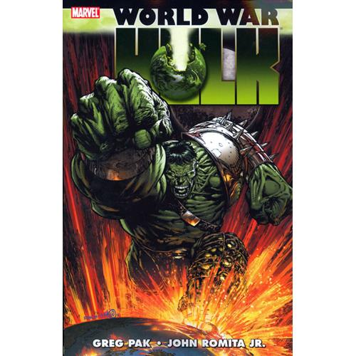 Marvel: Hulk WWH: World War Hulk (Trade Paperback)