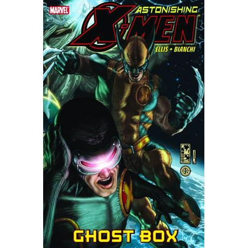 Marvel Astonishing X-Men Vol 5: Ghost Box (Trade Paperback)