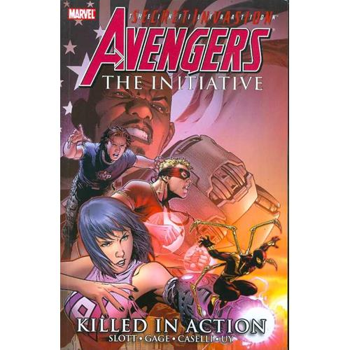 Marvel Avengers Initiative Trade Paperback Vol 2 - Killed in Action