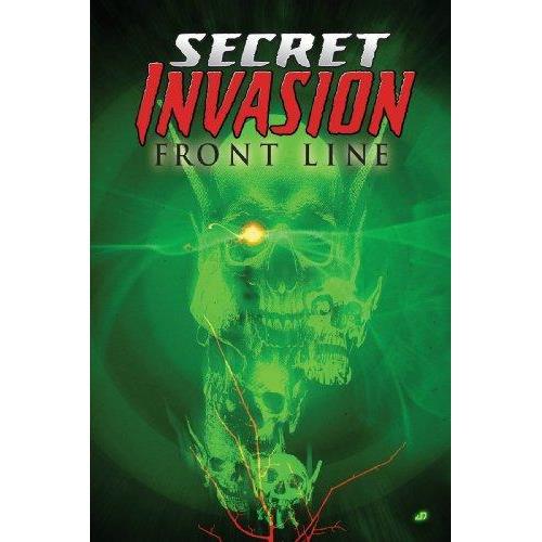 Marvel: Secret Invasion - Front Line (Trade Paperback)
