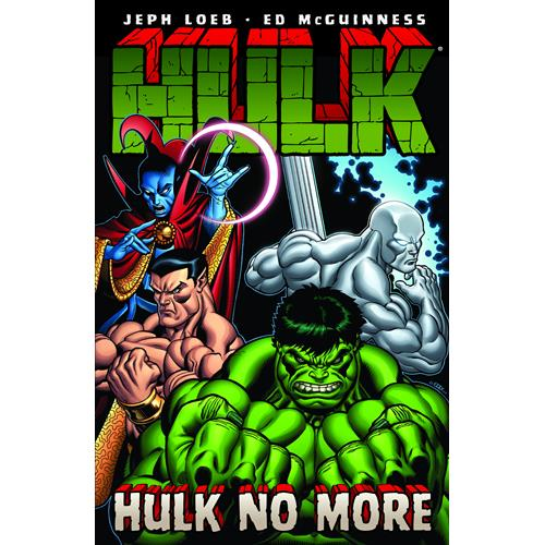 Marvel: Hulk, Vol. 3: Hulk No More (Trade Paperback)