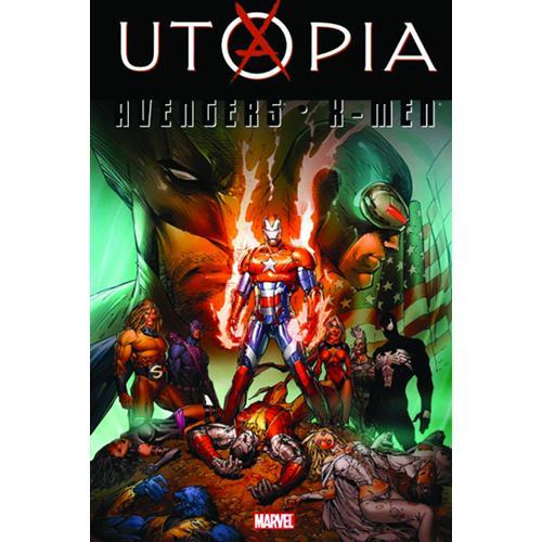 Marvel Avengers & X-Men Trade Paperback - Utopia