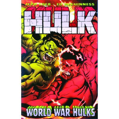 Marvel: Hulk, Vol. 6: World War Hulk (Trade Paperback)