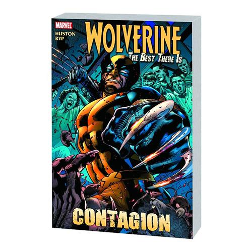 Wolverine the Best There Is Trade Paperback - Contagion