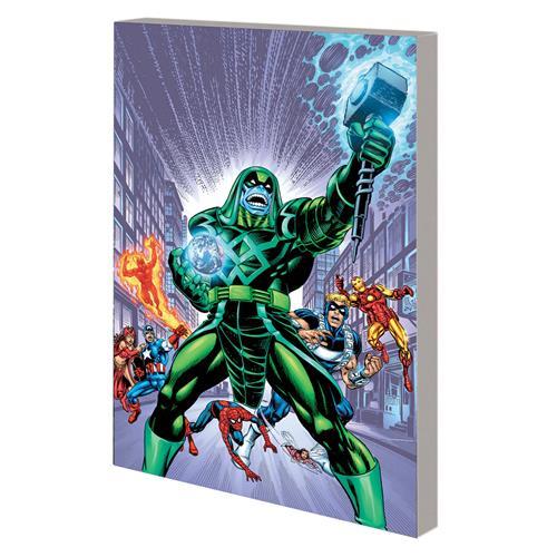 Marvel Avengers & X-Men Trade Paperback - Maximum Security