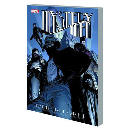 Marvel: Mystery Men (Trade Paperback)