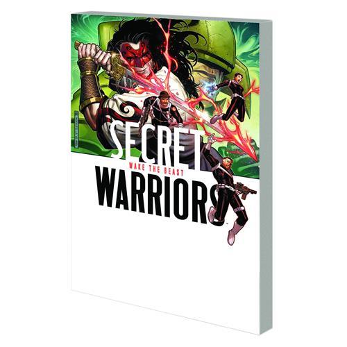 Marvel: Secret Warriors Vol. 3 - Wake the Beast (Trade Paperback)