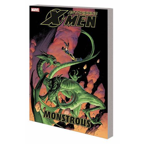 Marvel Astonishing X-Men Vol 7: Monstrous (Trade Paperback)