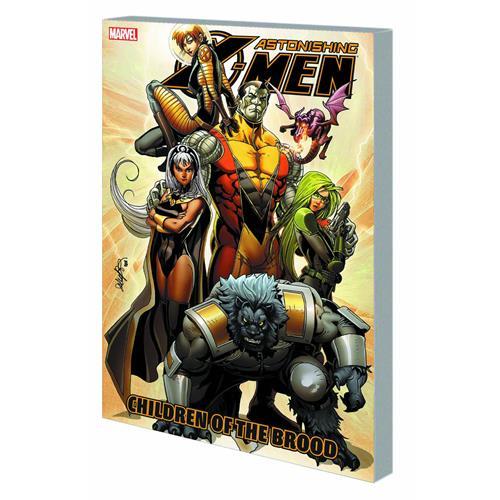 Marvel Astonishing X-Men Vol 8: Children of Brood (Trade Paperback)