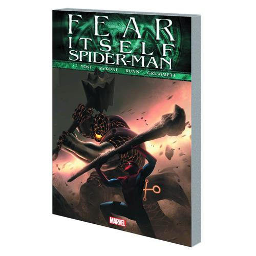 Marvel Fear Itself Spider-Man (Trade Paperback)