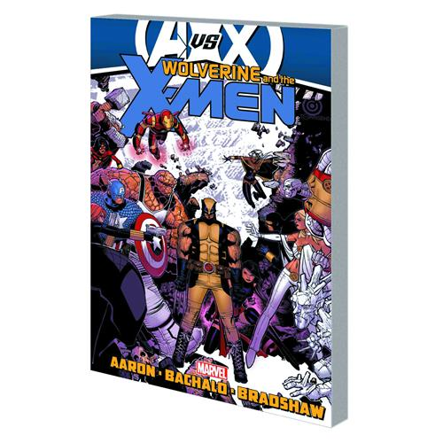 Wolverine and the X-Men by Jason Aaron Trade Paperback Vol 3