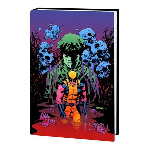 Marvel: Wolverine - Rot Hardcover