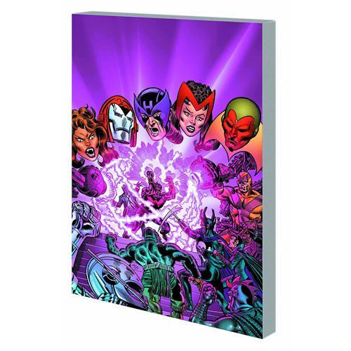 Marvel West Coast Avengers Family Ties Trade Paperback