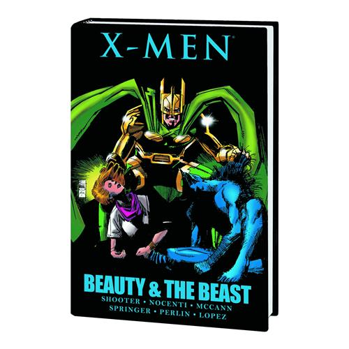 Marvel: X-Men Beauty and the Beast Hardcover
